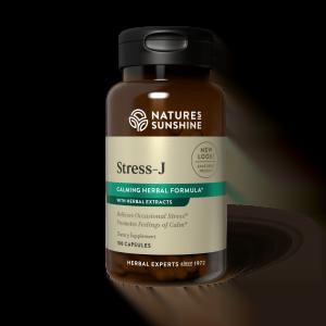 Nature's Sunshine Stress-J