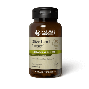 Nature's Sunshine Olive Leaf Extract