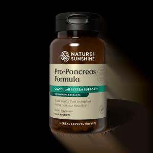 Nature's Sunshine Pro Pancreas Formula