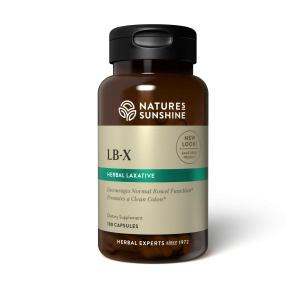 Nature's Sunshine LB-X