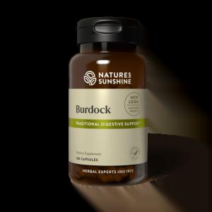 Nature's Sunshine Burdock