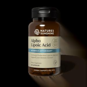 Nature's Sunshine Alpha Lipoic Acid