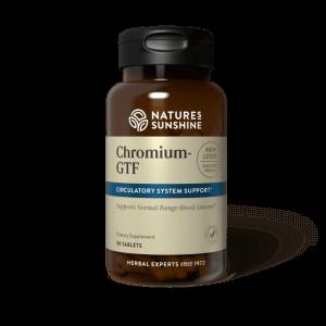 Nature's Sunshine Chromium-GTF