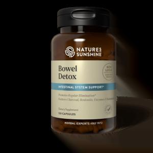 Nature's Sunshine Bowel Detox