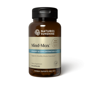 Nature's Sunshine Mind-Max