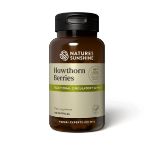 Nature's Sunshine Hawthorn Berries