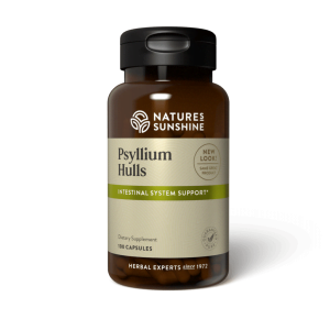 Nature's Sunshine Psyllium Hulls