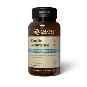 Nature's Sunshine Cardio Assurance