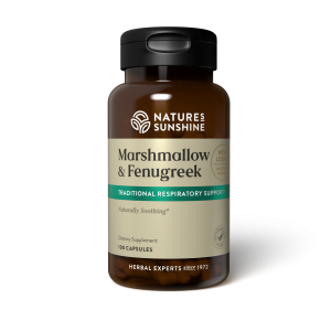 Nature's Sunshine Marshmallow & Fenugreek