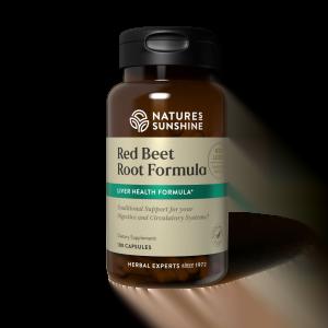 Nature's Sunshine Red Beet Root Formula