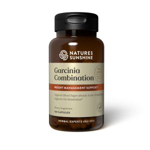 Nature's Sunshine Garcinia Combination