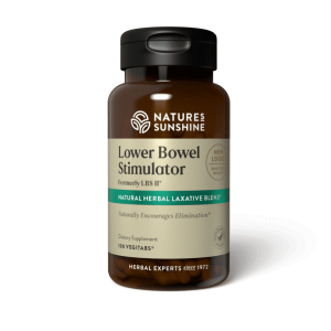 Nature's Sunshine Lower Bowel Stimulator