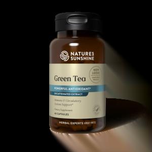 Nature's Sunshine Green Tea Extract