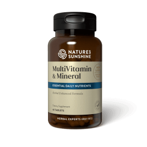 Nature's Sunshine MultiVitamin & Mineral