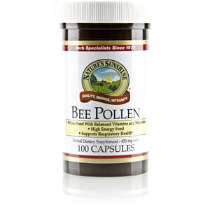 Nature's Sunshine Bee Pollen