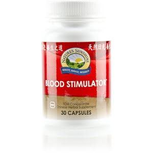 Natures Sunshine Blood Stimulator