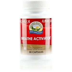 Natures Sunshine Breathe Activator