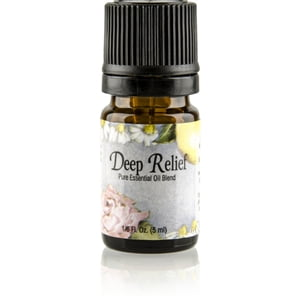 Natures Sunshine Deep Relief Oil