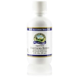 Natures Sunshine Hawthorn Berries Extract