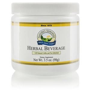 Natures Sunshine Herbal Beverage