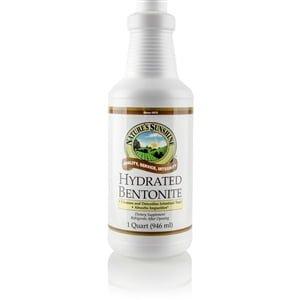 Natures Sunshine Hydrated Bentonite