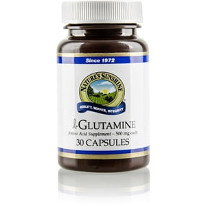 Natures Sunshine l-Glutamine