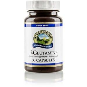 Natures Sunshine l-Glutamine