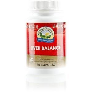 Natures Sunshine Liver Balance