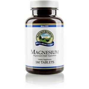 Natures Sunshine Magnesium