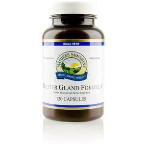 Natures Sunshine Master Gland Formula