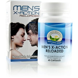 Natures Sunshine Mens X-Action