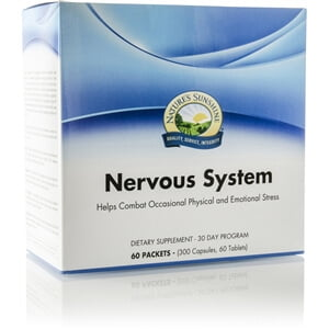 Natures Sunshine Nervous System