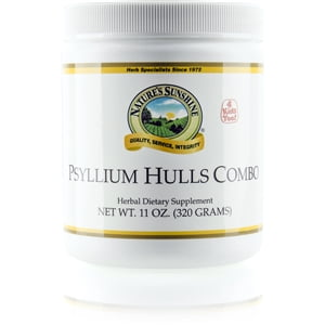 Natures Sunshine Psyllium Hulls Combo