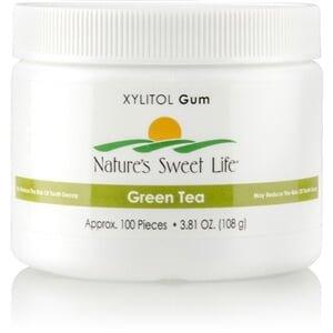 Natures Sunshine Sweet Life Green Tea