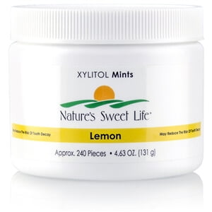 Natures Sunshine Sweet Life Lemon