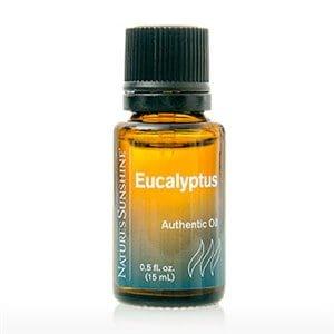 Natures Sunshine Eucalyptus Essential Oil