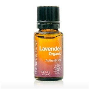 Natures Sunshine Lavender Essential Oil