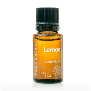 Natures Sunshine Lemon Essential Oil