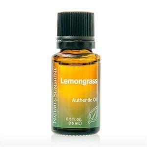 Natures Sunshine Lemongrass Essential Oil