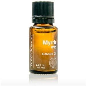 Natures Sunshine Myrrh Essential Oil