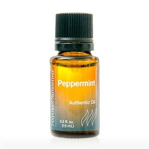 Natures Sunshine Peppermint Essential Oil