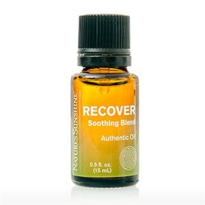 Natures Sunshine Recover Essential Oil