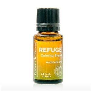 Natures Sunshine Refuge Essential Oil
