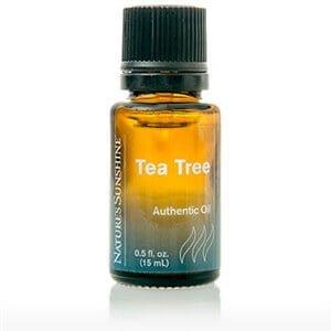 Natures Sunshine Tea Tree Essential Oil