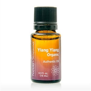 Natures Sunshine Ylang Ylang Essential Oil