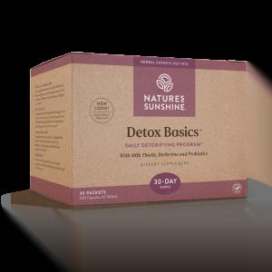 Nature's Sunshine Detox Basics