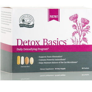 Natures Sunshine Detox Basics