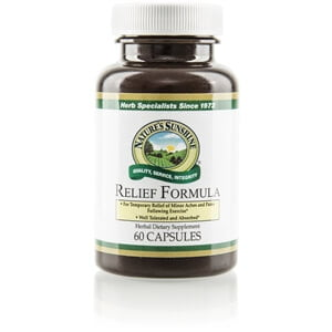 Nature's Sunshine Relief Formula