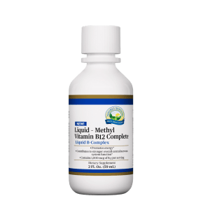 Nature's Sunshine Methyl B-12 Complete