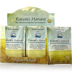 Nature's Sunshine natures harvest